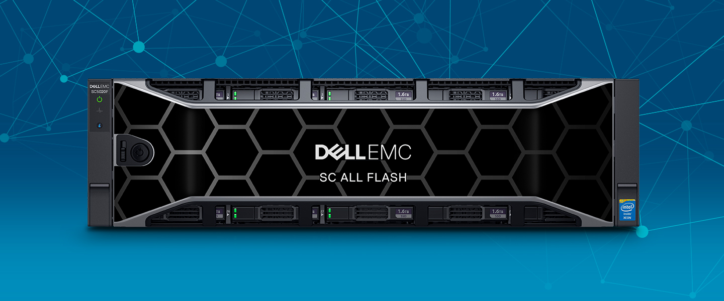 The Dell EMC SC Series