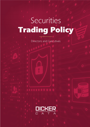 Securities Trading Policy